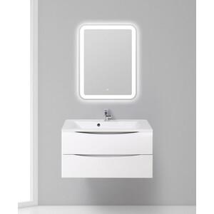 Мебель для ванной BelBagno Marino 90 bianco lucido мебель для ванной belbagno etna 91 5x46 bianco lucido