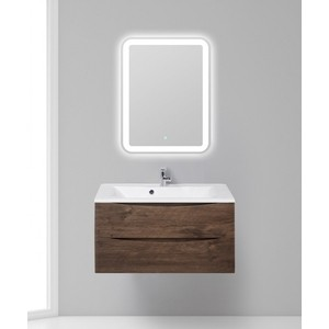 Мебель для ванной BelBagno Marino 90 rovere moro
