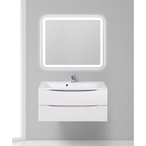 Мебель для ванной BelBagno Marino 100 bianco lucido мебель для ванной belbagno etna 91 5x46 bianco lucido