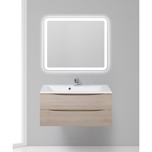 Мебель для ванной BelBagno Marino 100 rovere grigio
