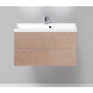 Тумба с раковиной BelBagno Regina 90 marmo rosa (REGINA-900-2C-SO-MR-BLUM, BB900/450-LV-MR-AST) цена и фото