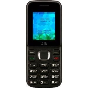 Мобильный телефон ZTE R550 Black/Red мобильный телефон zte f327 white белый