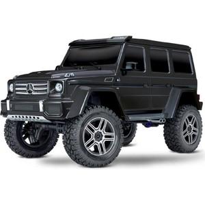 Радиоуправляемый краулер TRAXXAS TRX-4 Mercedes G 500 4WD RTR масштаб 1:10 2.4G - TRA82096-4-B