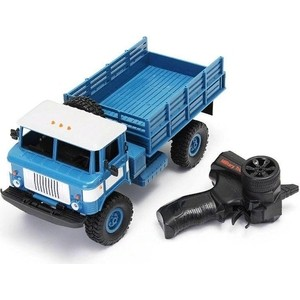 Радиоуправляемый краулер WPL Offroad Truck, 4WD RTR масштаб 1:16 2.4 gHz - WPLB-24-R-Blue 7 8inch 80w cree 10w led light bar incredible distance for 4x4 offroad driving lamp 12v 24v truck suv atv utv 4wd super bright