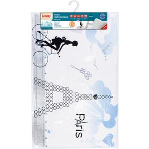 Коврик для ванной Tatkraft PARIS ULTRA SOFT со специальным противоскользящим основанием, 50 x 80 см (14886) коврик для ванной комнаты tatkraft penguins 50 х 80 см