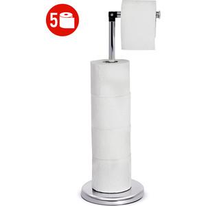 Держатель Tatkraft INGRID для туалетной бумаги на 4+1 рулона. Размер: 17 x 47.5 см (11953)
