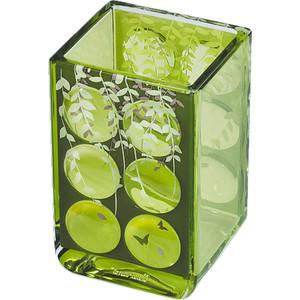 Стакан для ванной комнаты Tatkraft Acryl 3D MAGIC EMERALD (13117) все цены