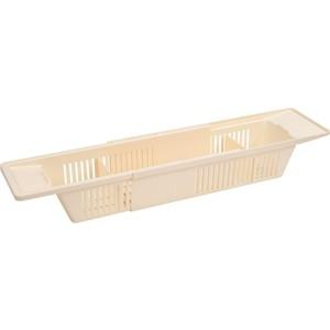 Полка Berossi Toys на ванную (слоновая кость), пластик, 796 х 151 99 мм (АС 20733000)