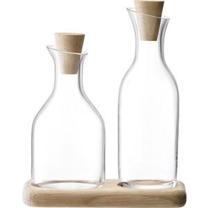 Набор графинов для масла и уксуса на подставке LSA International Serve (G1268-00-991)