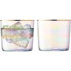 Набор из 2 стаканов 310 мл перламутр LSA International Sorbet (G060-09-201)