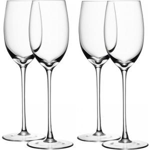 Набор из 4 бокалов для белого вина 340 мл LSA International Wine (G939-12-991)