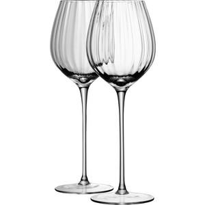 Набор из 4 бокалов для белого вина 430 мл LSA International Aurelia (G845-14-776) набор бокалов для шампанского lsa international aurelia 4 предмета 200 мл