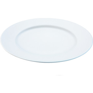 Фото - Набор из 4 обеденных тарелок с бортиком d 25 см LSA International Dine (P083-25-997) набор тарелок lsa international dine 12 предметов