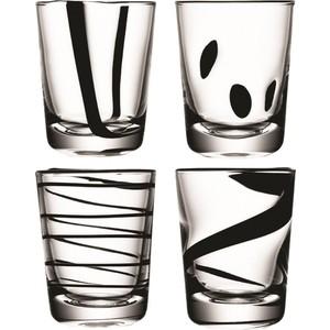 Набор из 4 стаканов, 250 мл LSA International Jazz (G087-09-987)