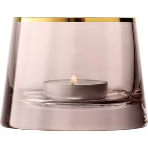 Подсвечник для чайной свечи 6,5 см коричневый LSA International Light (G1434-06-208)
