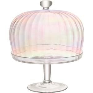Подставка для торта с крышкой d 26 см LSA International Pearl (G1447-27-916) цены