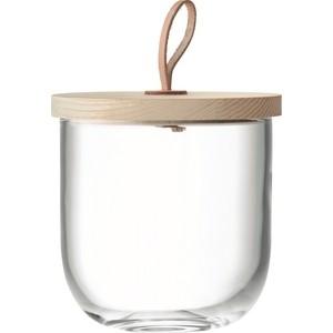 Чаша с деревянной крышкой из ясеня d 15,5 см LSA International Ivalo (G1085-15-301)