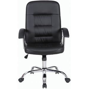 Кресло офисное Brabix Bit EX-550 хром, экокожа черное
