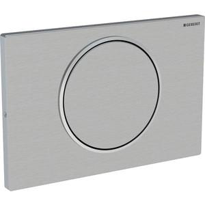 Кнопка смыва Geberit Sigma 10 нержавеющая сталь (115.787.SN.5)