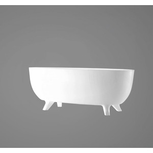 Акриловая ванна BelBagno 170x85 (BB42-1700-PERL) акриловая ванна belbagno bb42 1700 169x85