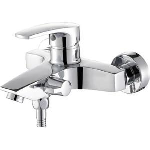 Смеситель для ванны Kaiser Guss с душем, хром (68022)