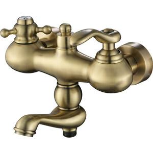 Смеситель для ванны Kaiser Logo бронза Bronze (47722-1Br)