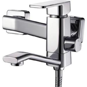 Смеситель для ванны Kaiser Sonat хром (34522) смеситель для ванны коллекция sonat 34022 однорычажный хром kaiser кайзер