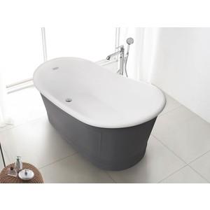 Акриловая ванна BelBagno 167,6x90 слив-перелив золото (BB32-CF36 + BB39-OVF-ORO BB39-TC-ORO)