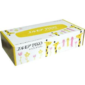 Салфетки бумажные Kami Shodji ELLEMOI Piko 2 слоя 160 шт в пачке