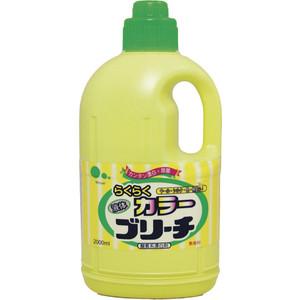 Кислородный отбеливатель MITSUEI для цветного белья 2 л