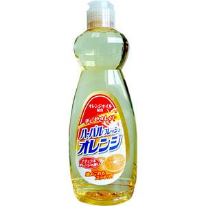 Средство для мытья посуды и фруктов MITSUEI с ароматом апельсина 600 мл