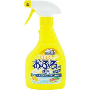 Чистящее средство MITSUEI для ванн с цитрусовым ароматом, спрей 400 мл