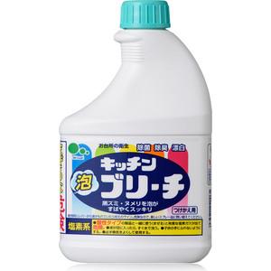 Чистящее средство MITSUEI для кухни, универсальное, спрей (запаска) 400 мл