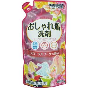 цена на Жидкое средство для стирки Nihon Detergent для деликатных тканей (натуральное, на основе пальмового масла), (запаска) 400 мл