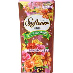 Кондиционер Nihon Detergent Sweet Floral со сладким цветочным ароматом 500 мл