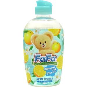 Средство для мытья посуды Nissan FaFa с ароматом цитрусовых, 270 мл