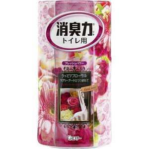 Ароматизатор интерьерный ST Shoushuuriki c ароматом розовых цветов 400 мл