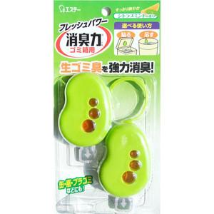 Ароматизатор интерьерный ST Shoushuuriki для мусорных корзин с ароматом цитрусов и мяты 2 г