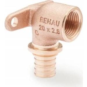 Угольник REHAU настенный с внутренней резьбой 25-Rp 3/4 RX (13661021008)