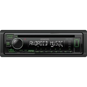 Автомагнитола Kenwood KDC-130UG автомагнитола cd kenwood kdc 130ug 1din 4x50вт