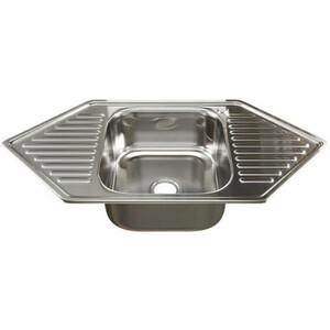 Кухонная мойка Mixline 95x50 нержавеющая сталь (4620031442462) цена