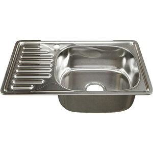 Кухонная мойка Mixline 66x42 нержавеющая сталь (4620031448624) цена