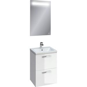 купить Мебель для ванной Cersanit Melar 50 белая недорого