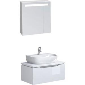 Мебель для ванной Cersanit Street Fusion 80 белая