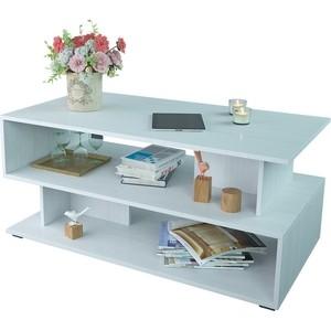 Журнальный стол Мастер Арто-23 (белый) МСТ-СЖА-23-БТ-16