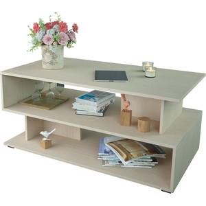 Журнальный стол Мастер Арто-23 (дуб молочный) МСТ-СЖА-23-ДМ-16
