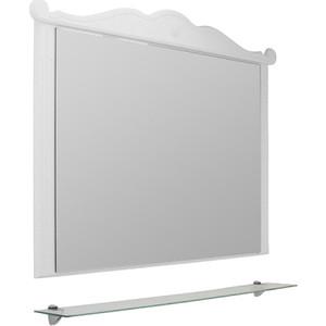 Зеркало Mixline Прованс 105 белая (2203185365256)