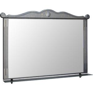 Зеркало Mixline Прованс 105 черное (1704195396069)