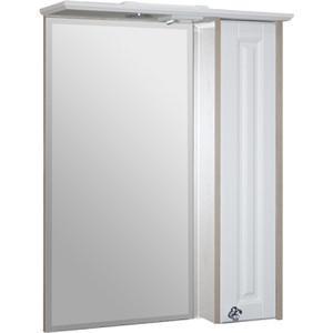 Шкаф-зеркало Mixline Версаль 62 белая (0901185341844)