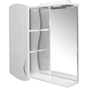 Шкаф-зеркало Mixline Ассоль 75 (1507165247268)